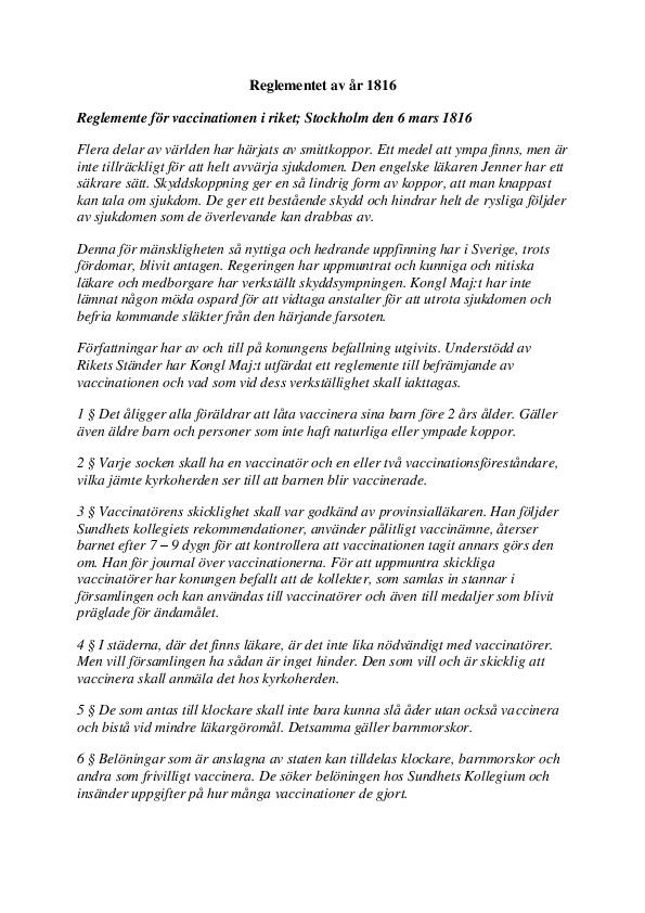 Reglemente för vaccination i riket av år 1816.pdf